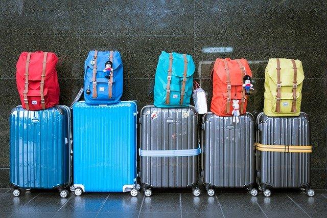 Luggage Suitcases Baggage - Free photo on Pixabay (5910)
