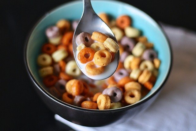 Cereal Spoon Milk - Free photo on Pixabay (6352)