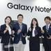 """""""Galaxy Note9で働き⽅をアップグレード"""" Galaxyの提案する新しいワークスタイル"""