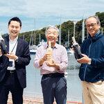 小網代湾のさざなみが育てるワイン 地元企業や漁業者たちが一丸となった地域活性化への一手とは