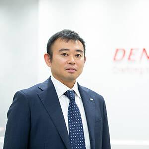 原 雄介(株式会社デンソー グローバル戦略部 グローバル戦略室 担当次長)