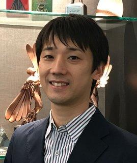 江崎グリコ アシスタントグローバルブランドマネージャー  玉井博久