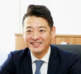 株式会社ガネット 代表取締役社長  藤田達也
