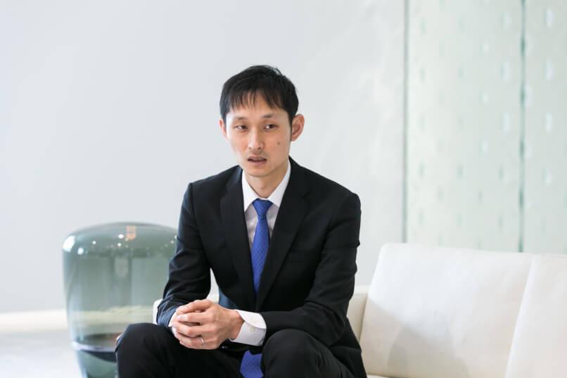 ビジネスソリューショングループ システム統括リーダー 辻隆志氏
