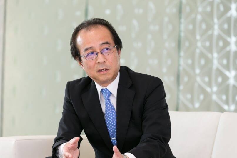代表取締役社長 山形昌樹氏
