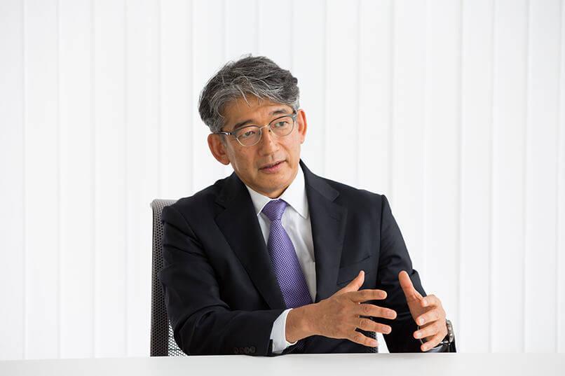 株式会社QVCジャパン 代表取締役社長 内田康幸 氏