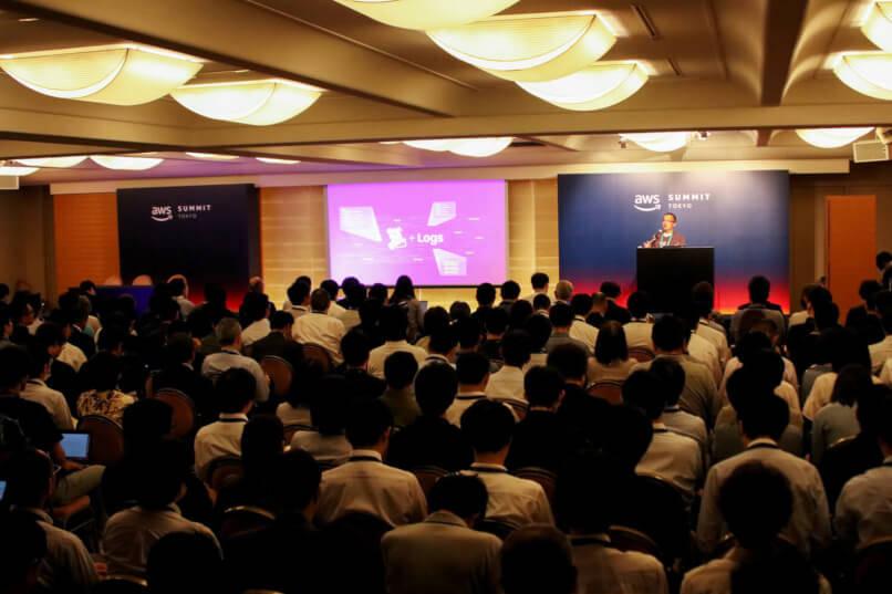 ※事前予約制の講演は満席。Datadogの日本上陸における注目度の高さが伺える