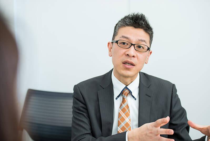 株式会社ヒューマンキャピタルテクノロジー 代表取締役 満田修治氏