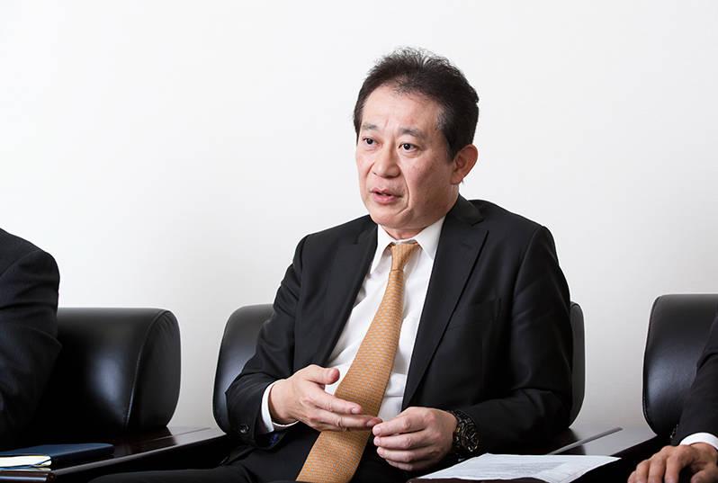 5代目社長の井村優氏
