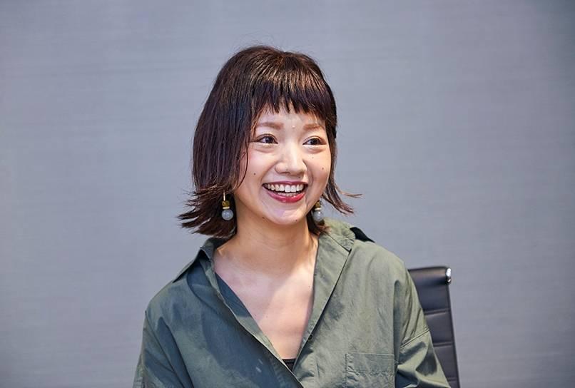 伊勢丹新宿店のジーンズ売場 販売スタッフ 永峰麻衣さん