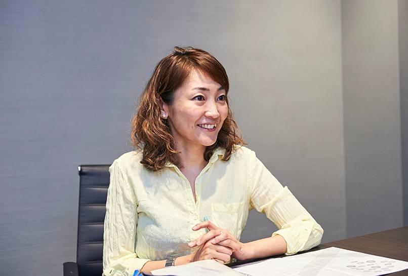 カイタックインターナショナル セールスアドバイザー 田村美穂さん