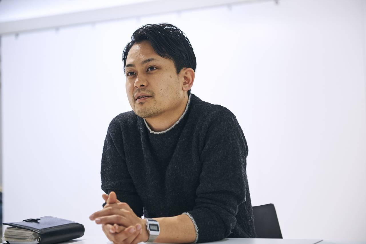 カイタックインターナショナル マーチャンダイザー 谷口望さん