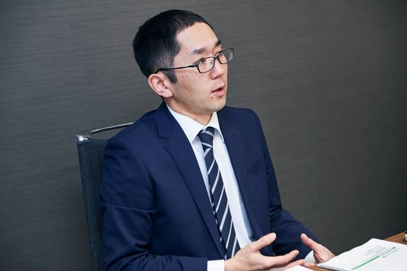 不二製油グループ 株式会社未来創造研究所 油脂チーム リーダー 加藤真晴さん