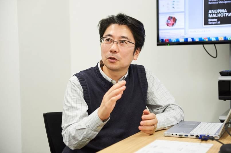 アプライアンス社 秋元伸浩さん