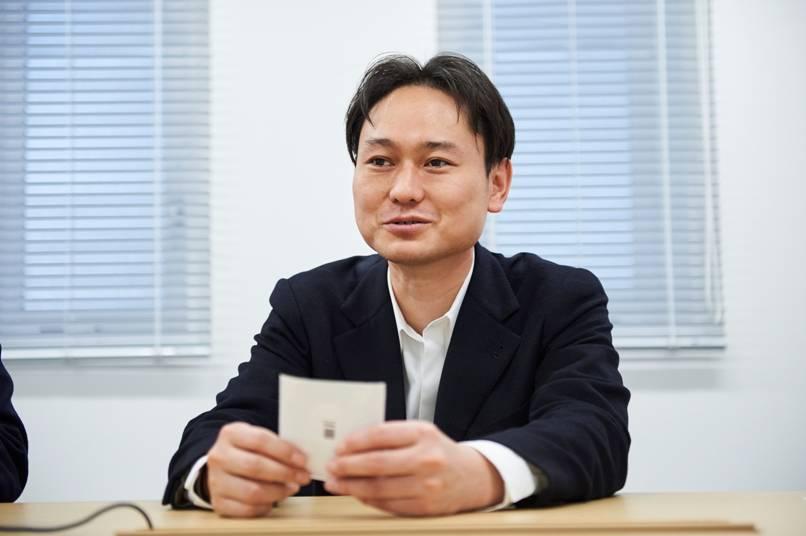 アプライアンス社 小川智輝さん