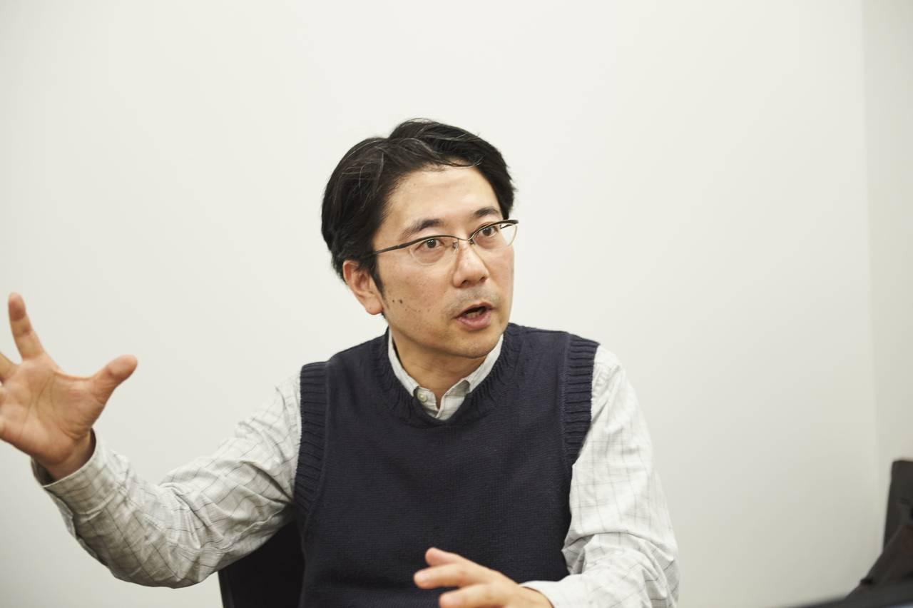 アライアンス社 秋元伸浩さん
