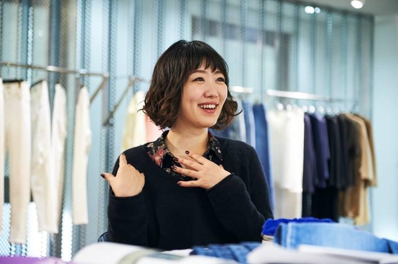 カイタックインターナショナル チーフデザイナー須田敦子さん