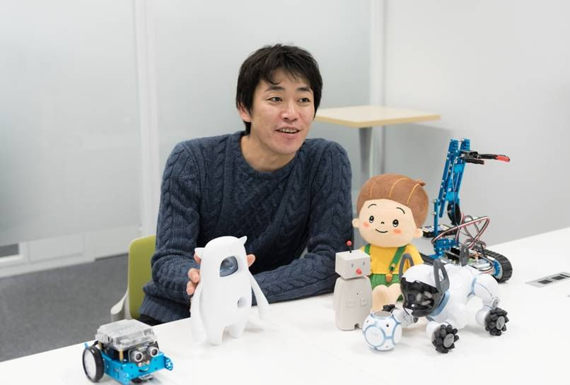 SBS事業本部 新規事業企画室 引地広明さん