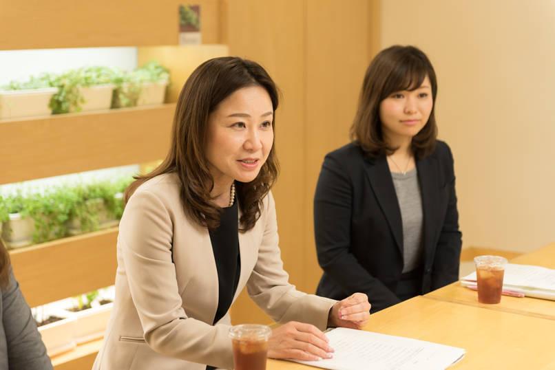 女性活躍推進コンサルティングチーム 岩下純子さん