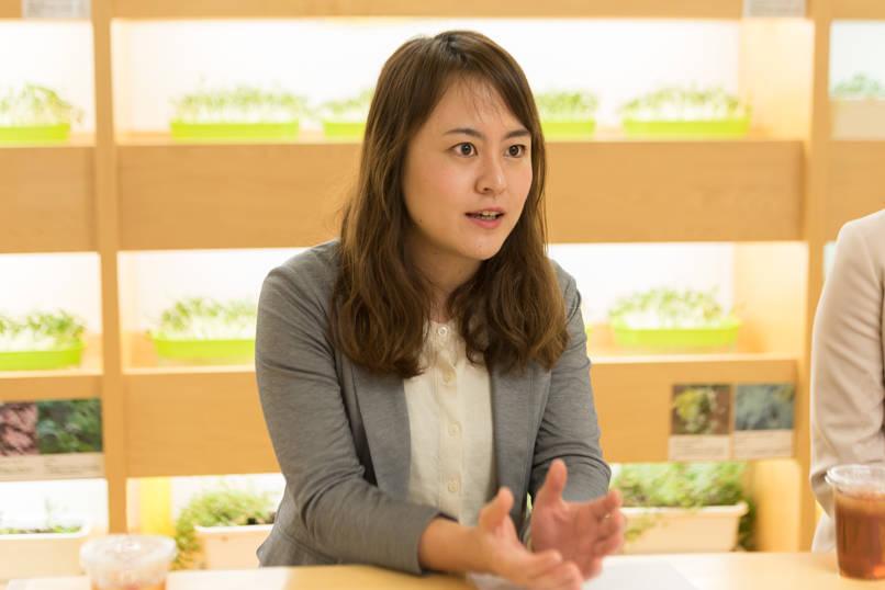 女性活躍推進コンサルティングチーム 石川ともさん