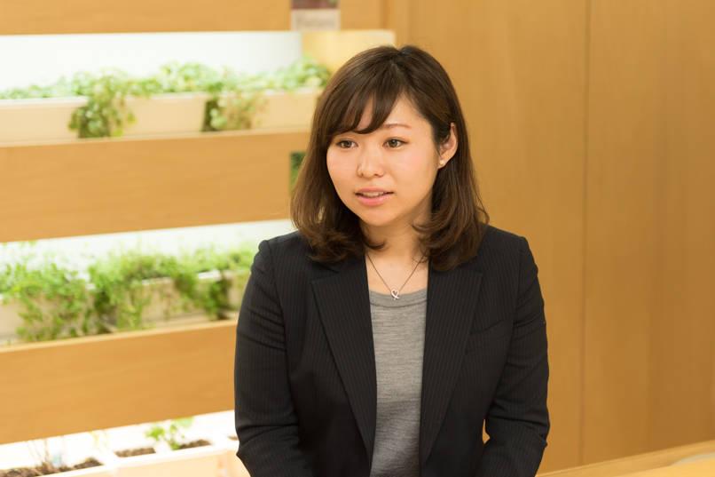 女性活躍推進コンサルティングチーム 大野圭代さん