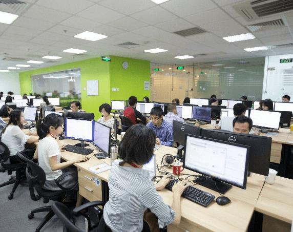 ITオフショア事業を支えるベトナムオフィス