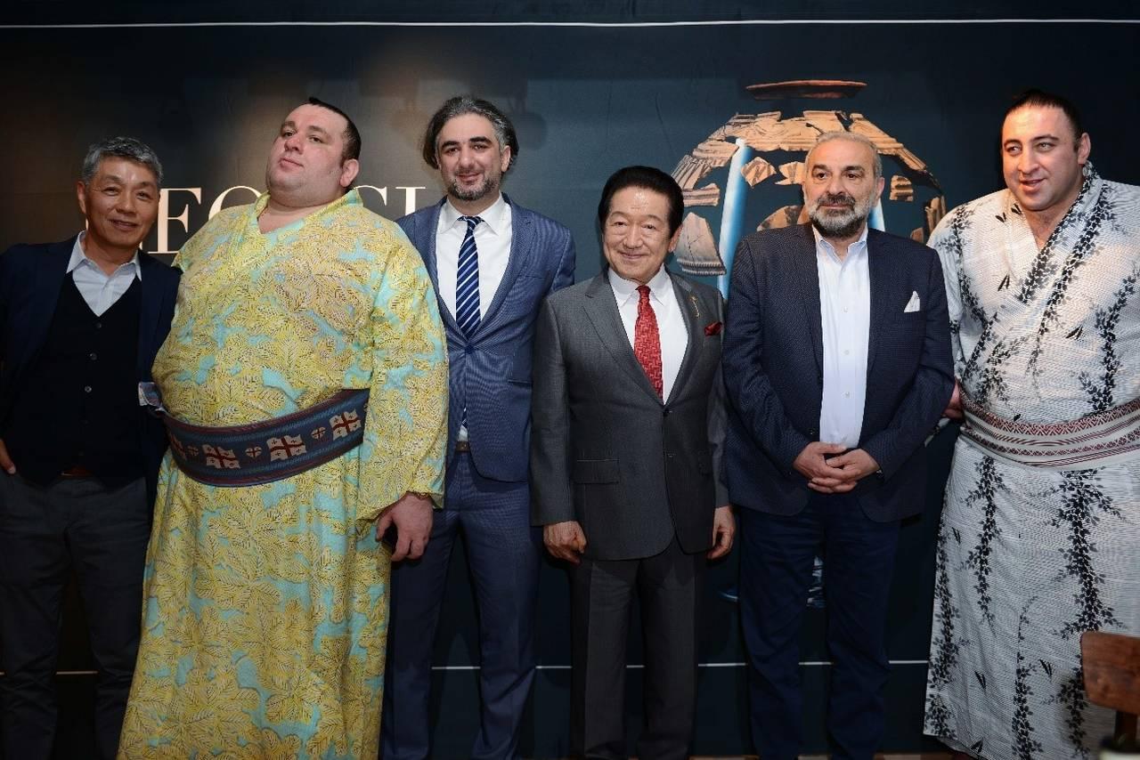 イベントに参加した著名人たち