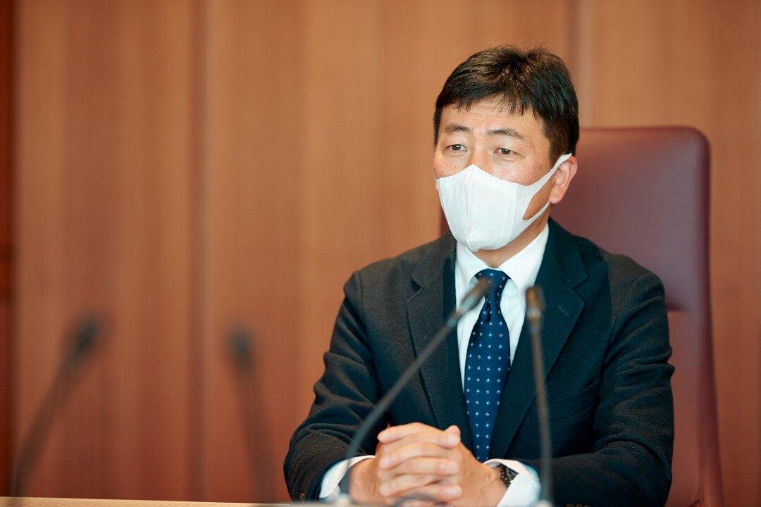 バルコ株式会社 代表取締役社長 加藤浩典 氏