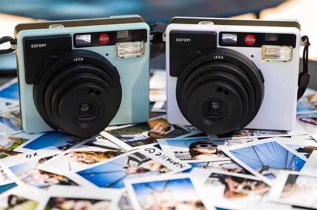 おしゃれすぎるインスタントカメラ、ライカゾフォートにみんなが夢中♡