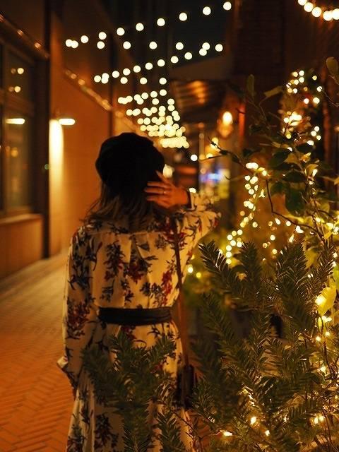 この季節は日没後が本番♡でもぶっちゃけ夜景写真って本当に難しい!?