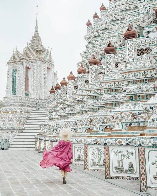 【THE GENIC Vol.13】切り取り方でアートになるタイの観光スポット