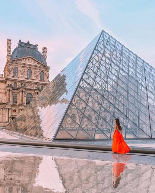 【THE GENIC Vol.22】パリとピラミッドとワンピース