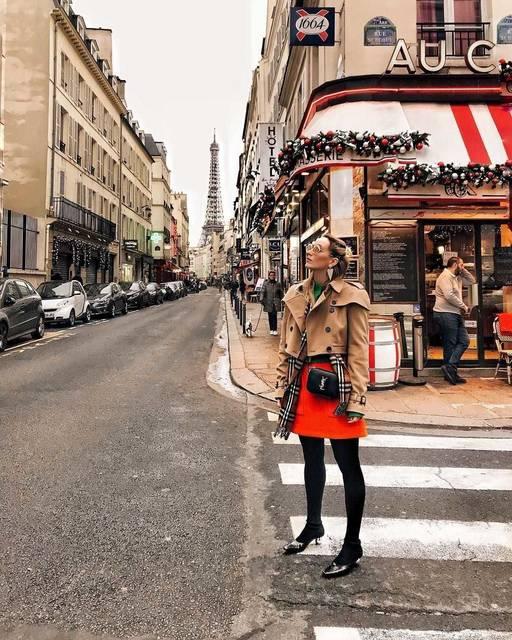 【THE GENIC Vol.122】「パリにいるの」サラッと自慢するための撮影スポット