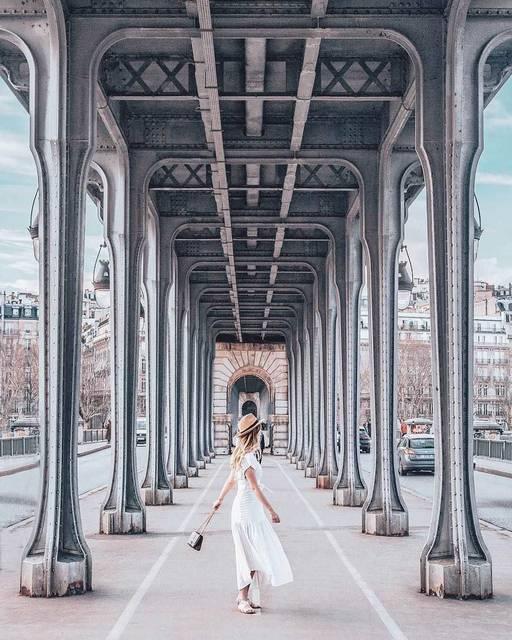 フォトスポットが大渋滞するパリでアートに撮るなら?