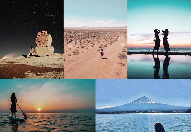 グランプリ賞品はギフトカード5万円分!雑誌GENICにも掲載!「GENIC 絶景写真コンテスト」開催!