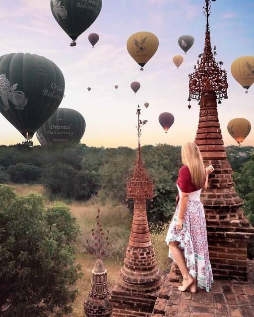 【THE GENIC Vol.248】カッパドキアだけじゃない!お空に浮かぶ気球スポット