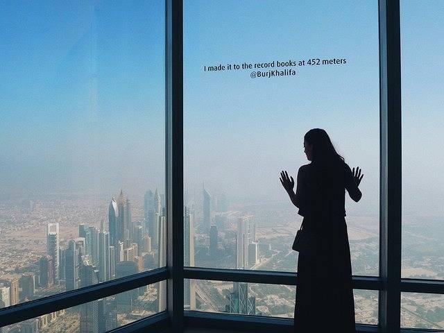 【GENICが行くドバイTRIP②】世界一高い超高層ビル!そこから見える景色とは!?