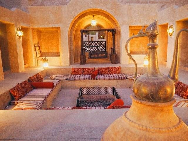 【GENICが行くドバイTRIP④】魅惑のアラビアンナイトを♡ 砂漠の中にあるホテル 「Bab Al Shams Desert Resort & Spa」