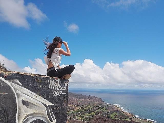 いつもとは一味違うハワイ!絶景に出会うまでの道、ココヘッドトレイルがきっつ~い!