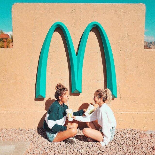 世界に1つだけのM♡ブルーのマクドナルドがあるのはどこ!?