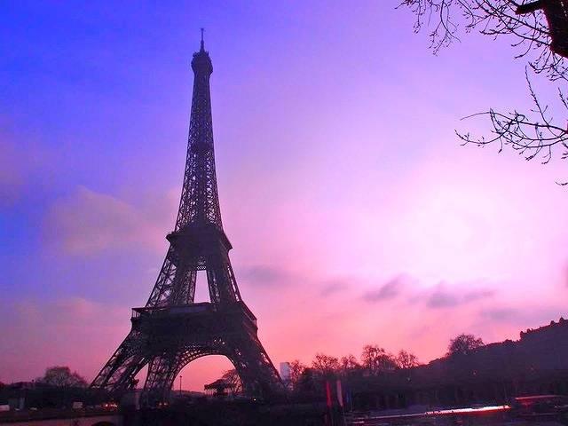 ベタだけど…やっぱ一度は行っときたい!パリの鉄板名所