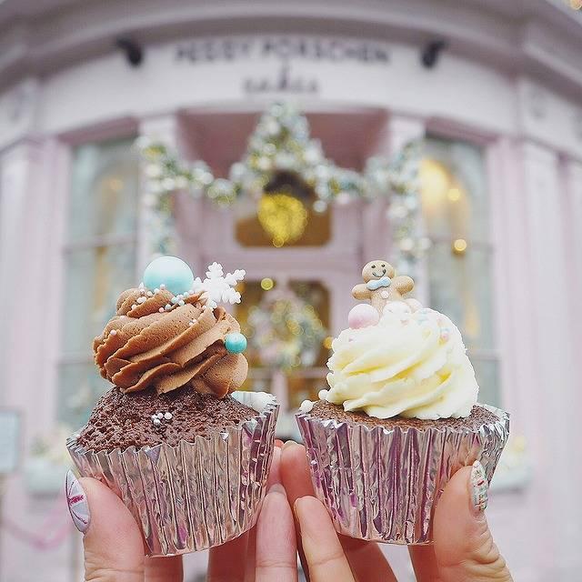 世界中の甘党女子が夢中♡ロンドンのPEGGY PORSCHENがかわいくって美味しい!