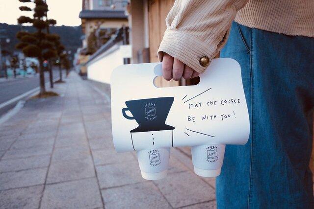 【全国GENICカフェ47】山口県グランプリ店!テイクアウトバッグの仕掛けが感動モノ♡