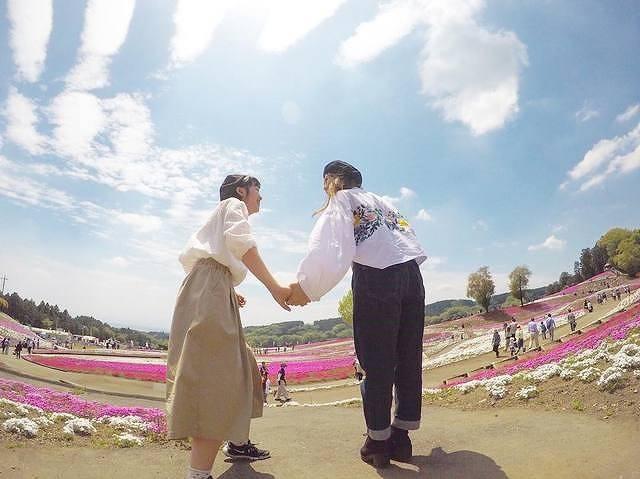 まだまだ間に合うお花見! 一面ピンクの芝桜を見に行こう♡