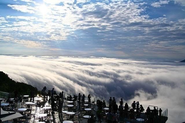 まるで空にいるみたい♡何から何まで「雲」づくしのプランで女子旅を楽しもう!