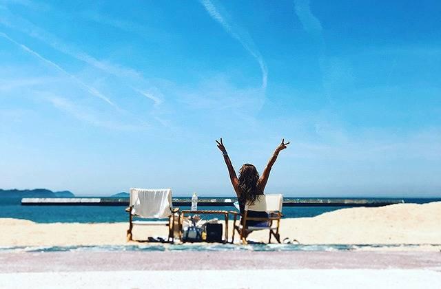 関西から行きたい!海が綺麗なオススメ海水浴場