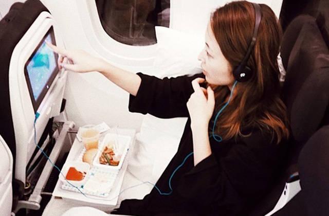 機内レポ♡ 世界中で高評価の飛行機で、大自然を満喫できる国に行ってきた!