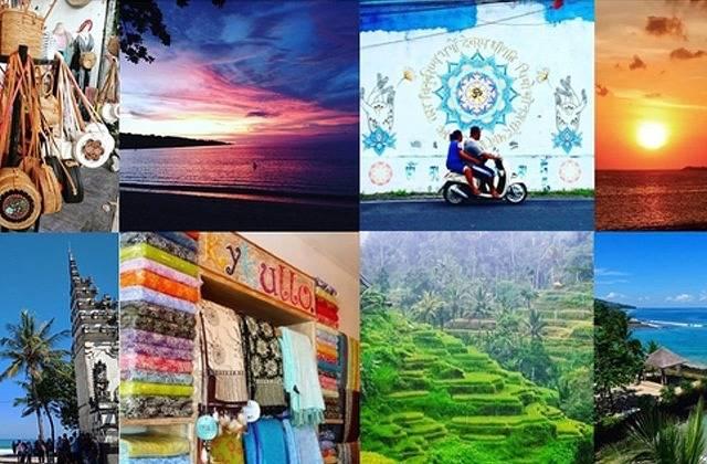 バリ島旅行専門店が調査!2018年上半期「インスタグラムいいね! 数ランキング」