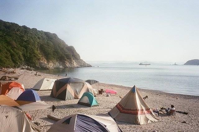 あなたも無人島デビュー!アクセス抜群の無人島で手ぶらでバーベキュー&キャンプを楽しもう