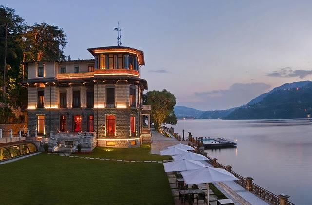 北イタリアのリゾート地で♡コモ湖の絶景とプライベートヴィラで優雅な時間を